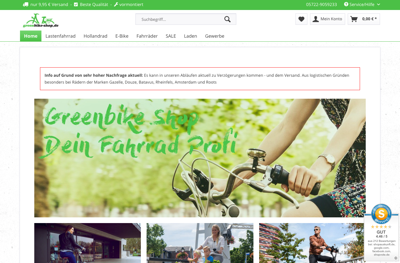 greenbike-shop