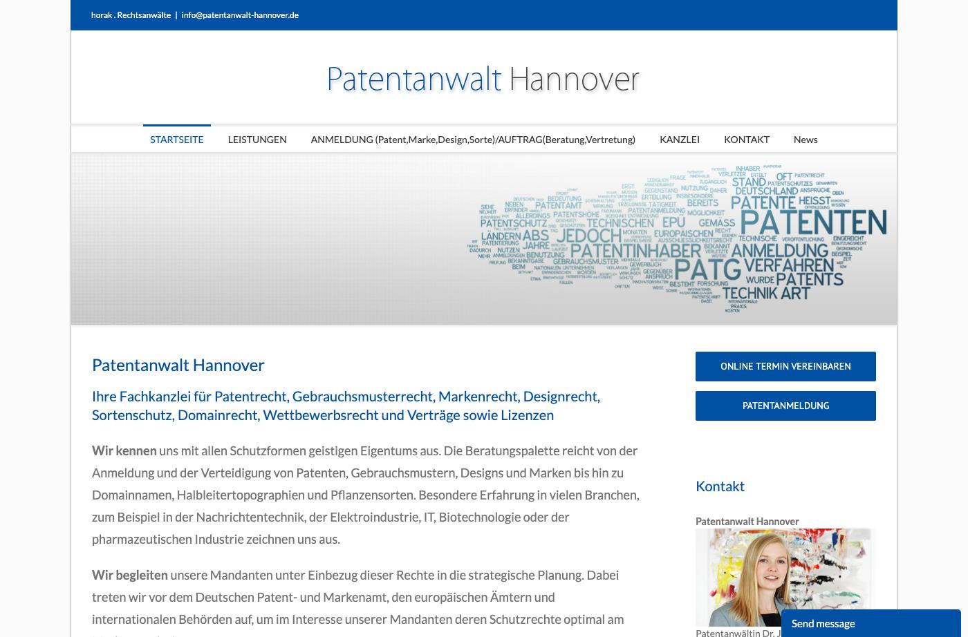 patentanwalt-hannover