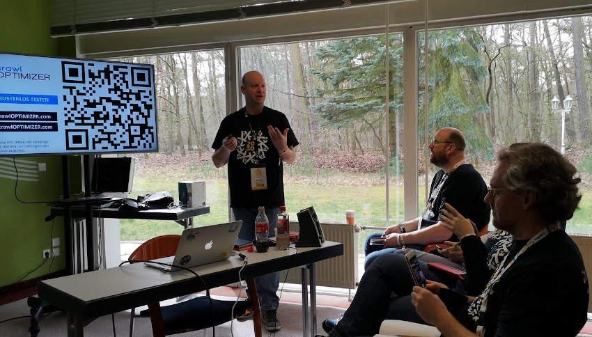 Vortrag auf dem OMT von Heiko Höhn, funktion5