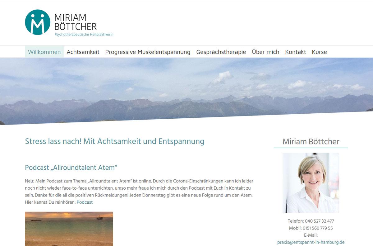 Miriam Böttcher - Psychotherapeutische Heilpraktikerin 21