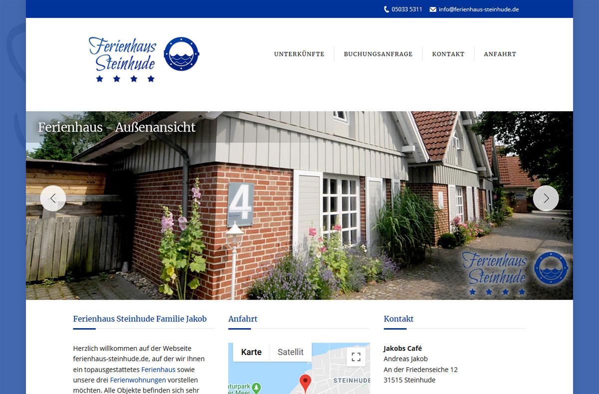 Ferienhaus Steinhude 1