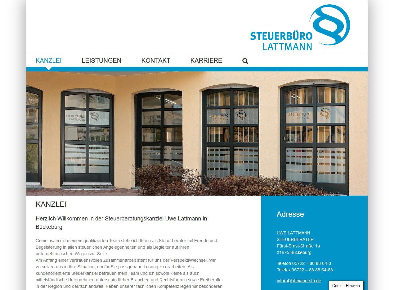 Steuerbüro Lattmann 13