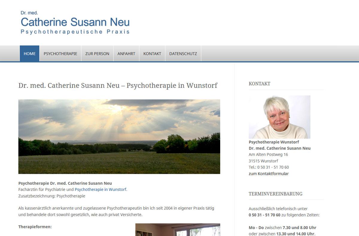Psychotherapie Wunstorf - Dr. med. Catherine Susann Neu 15