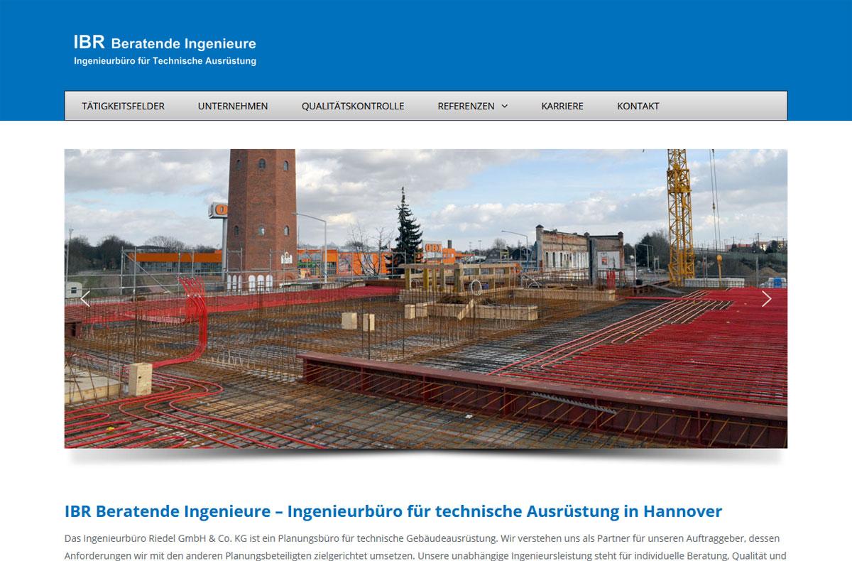 Ingenieurbüro Riedel GmbH & Co. KG 12