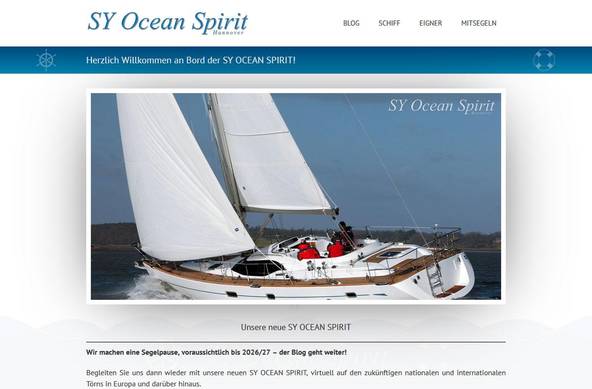 SY Ocean Spirit 6