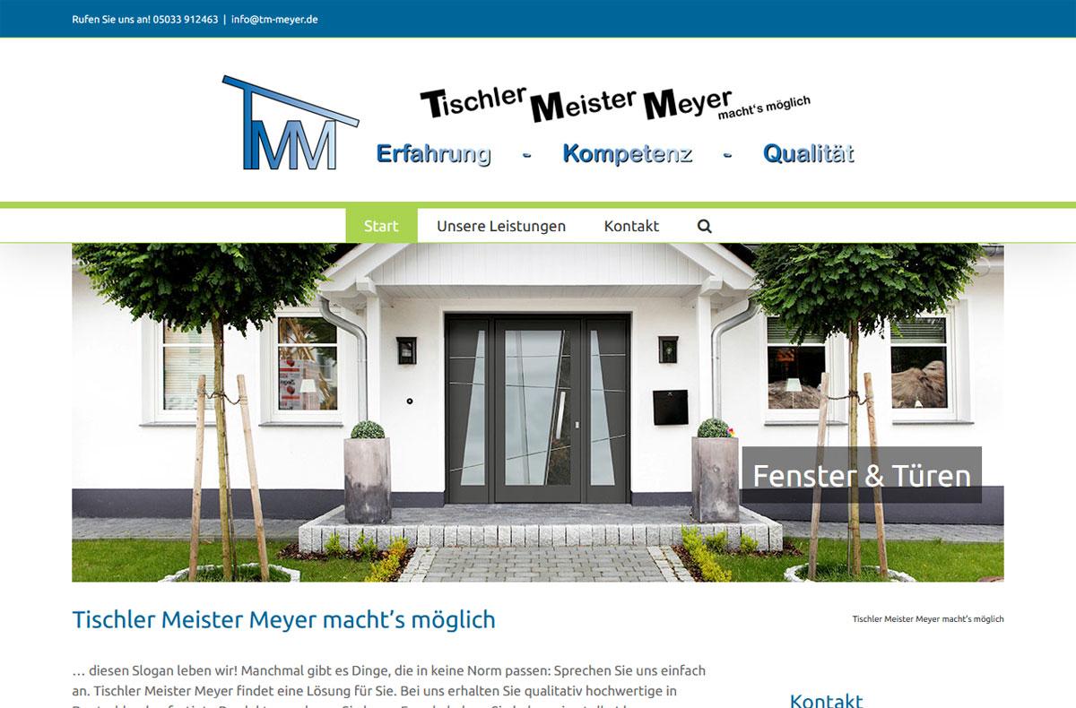 Tischler Meister Meyer 16