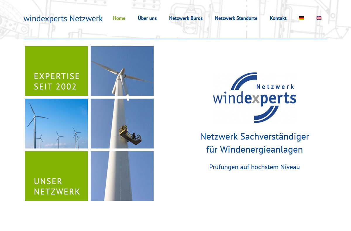 Windexperts Netzwerk 3