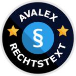 avalex – die einfache Lösung für Rechtstexte! 2