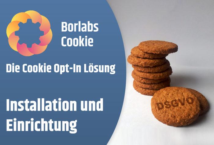 Borlabs Cookie Einrichtung 1