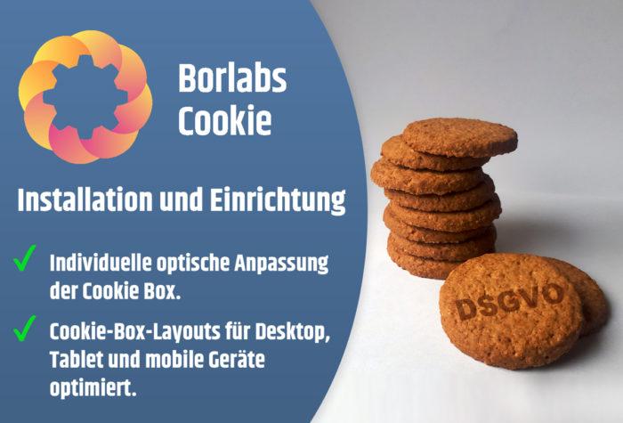 Borlabs Cookie Einrichtung 2