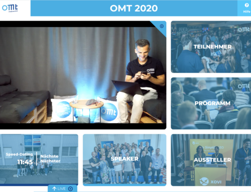 #OMT2020 – Online Marketing Tag 2020 – Hybridevent