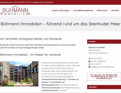Bühmann Immobilien