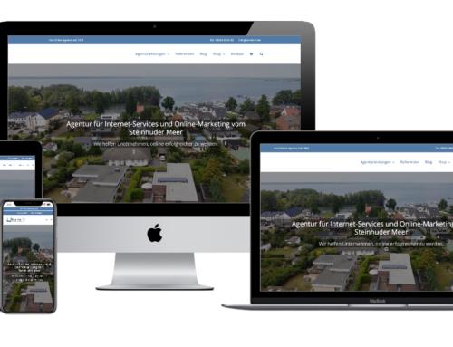 Ist Ihre Webseite für Mobilgeräte optimiert?