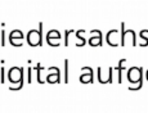 Förderprogramm Niedersachsen Digital aufgeLaden