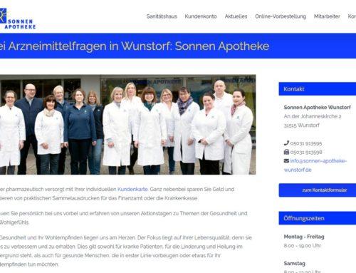 Sonnen Apotheke Wunstorf